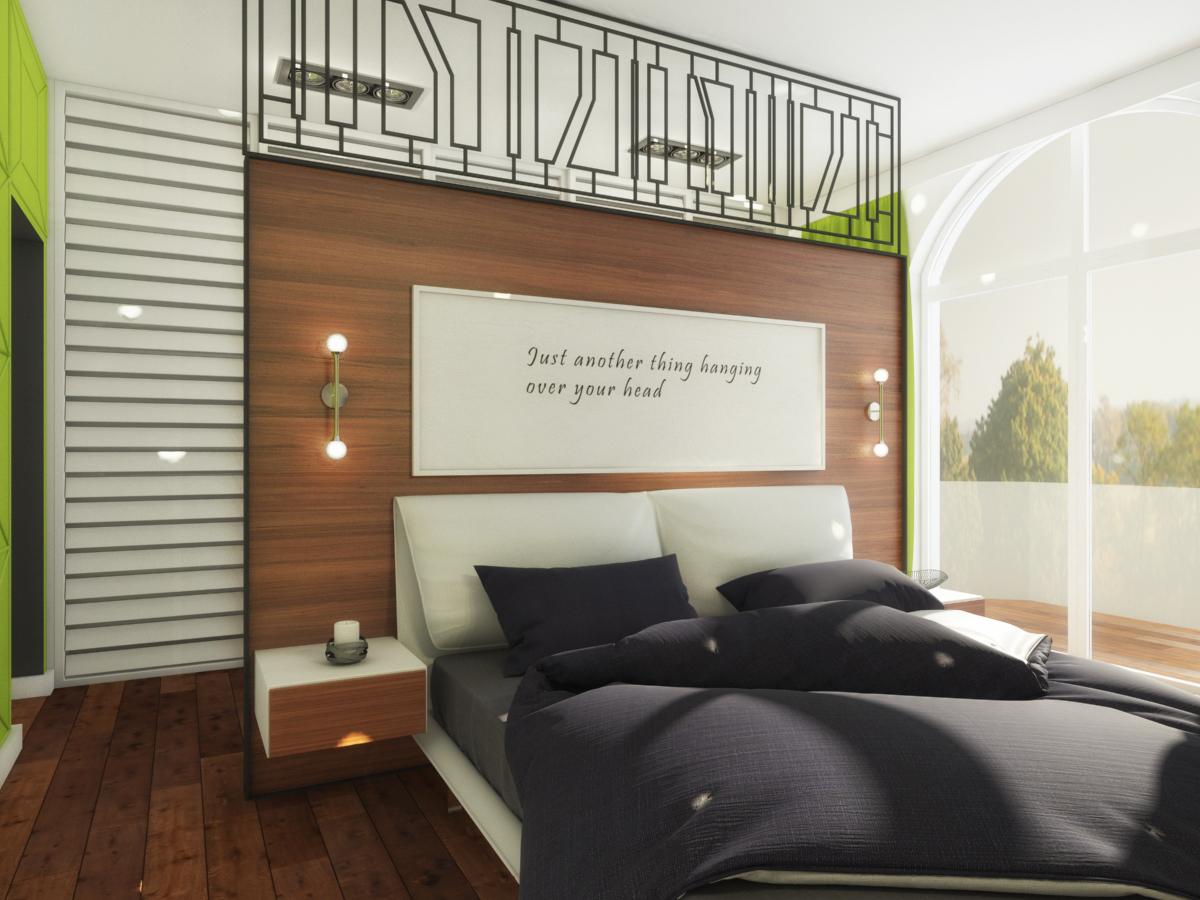 Dormitor matrimonial 01 for Dormitorio di cappa