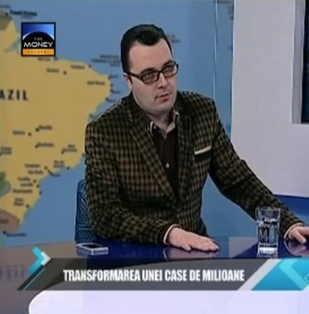 arh. Alexandru Balan la Metropolis - The Money Channel 24.02.2014